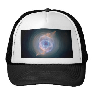 Cat's Eye Nebula, NGC 6543 Mesh Hat