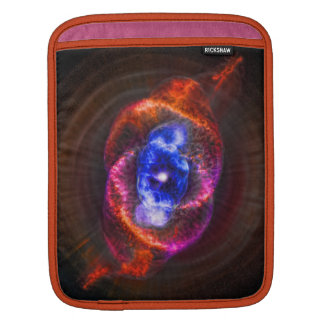 Cats Eye Nebula - outer space picture iPad Sleeve