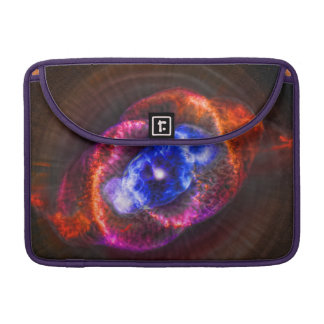 Cats Eye Nebula - outer space picture MacBook Pro Sleeve