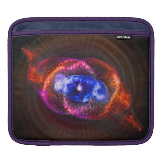 Cats Eye Nebula - outer space picture Sleeve For iPads