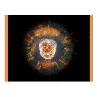 Cats Eye Nebula Postcard