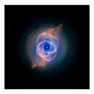 Cat's Eye Nebula Posters