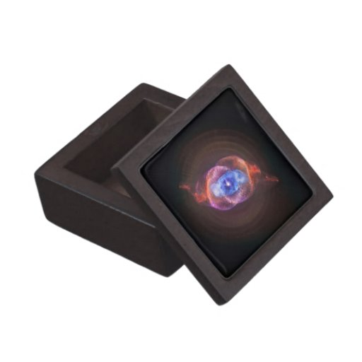 Cat's Eye Nebula Premium Keepsake Boxes