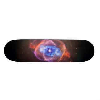 Cat's Eye Nebula Skate Boards