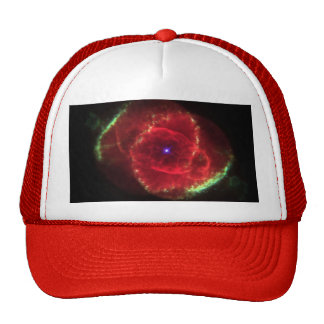 Cat's Eye Nebula Trucker Hat