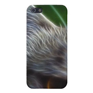 Cat's Eye Photomanipulation Cover For iPhone SE/5/5s