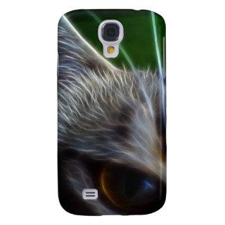 Cat's Eye Photomanipulation Samsung S4 Case
