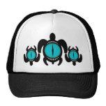 Cat's Eye Turtle Hats