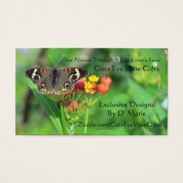 Professional Business Cats Eye View Gifts Business Cards