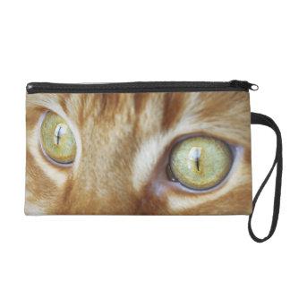 Cats Eye Wristlet Purse