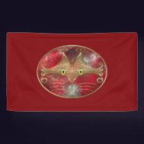 Cat's-Eyes Banner