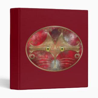 Cat's-Eyes Binder