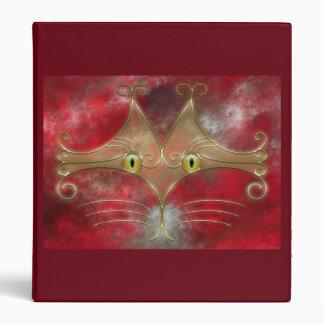 Cat's Eyes Binder