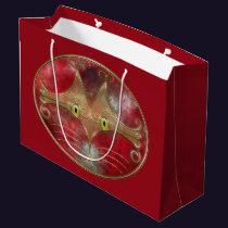 Cat's Eyes Gift Bag