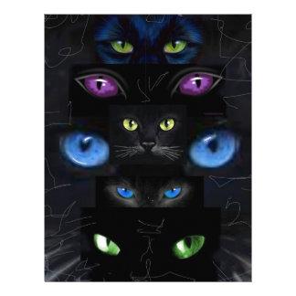 halloween cat eyes template traffic club