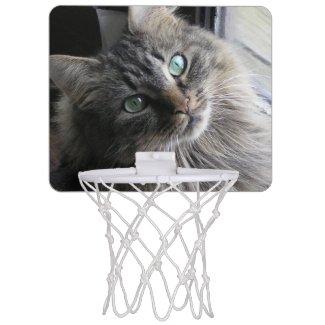 Cats Eyes Mini Basketball Hoop