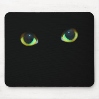 Cats Eyes Mouse Pad
