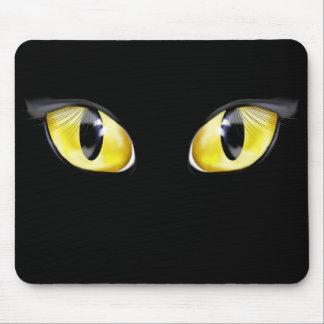 Cats Eyes  Mousepad