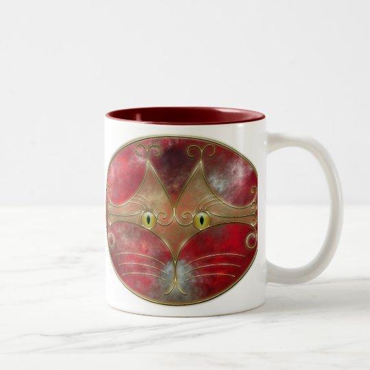 Cat's-Eyes Mug