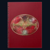 Cat's-Eyes Notebook