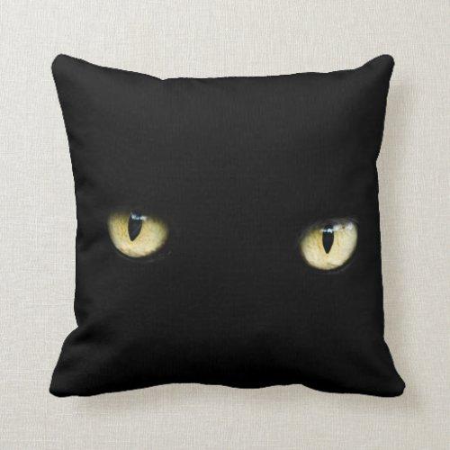 Cat's Eyes Pillow