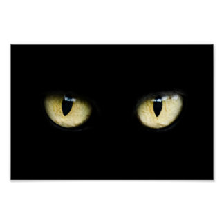Cat's Eyes Posters