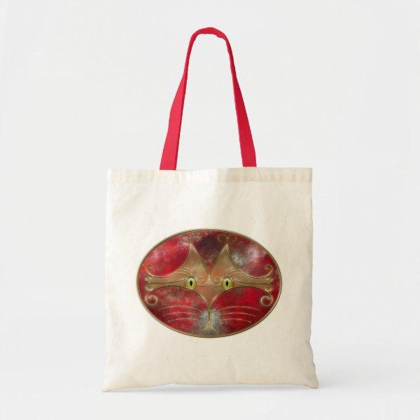 Cat's-Eyes Tote Bag