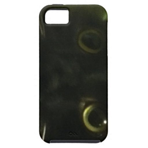 Cat's Face iPhone 5 Cover