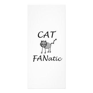 Cats fanatic rack card