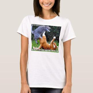 Cat's Fighting T-Shirt