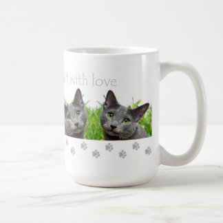 Cats fill your heart Mug
