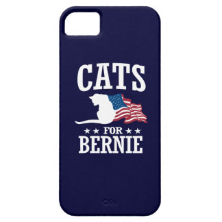 CATS FOR BERNIE SANDERS iPhone 5 COVERS