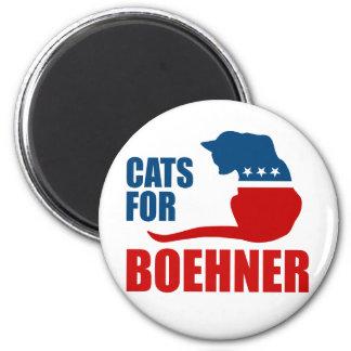 CATS FOR BOEHNER FRIDGE MAGNET