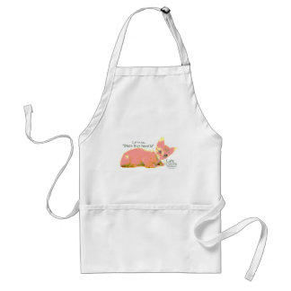 Cats for Nursing Students - Cat he Say Apron