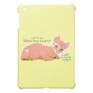 Cats for Nursing Students - Cat he Say iPad Mini Cases