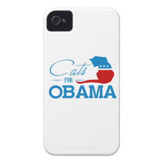 Cats for Obama - Blackberry Cases