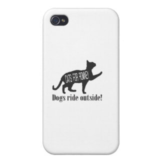 Cats For Romney iPhone 4 Case