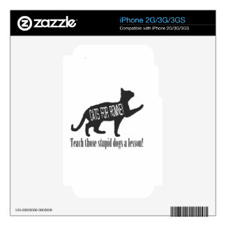 Cats For Romney iPhone 3GS Skins