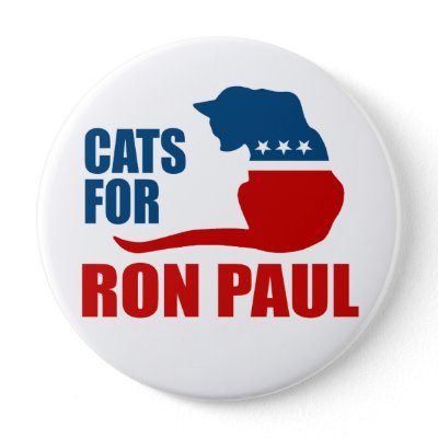 ron paul cats