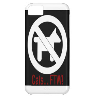 Cats FTW Case For iPhone 5C