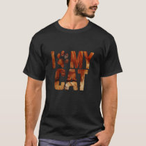 Cats gift cats parents family T-Shirt