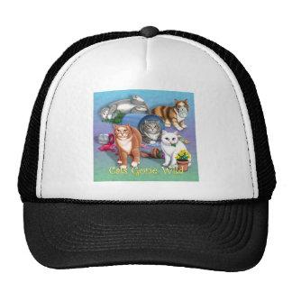 Cats Gone Wild Trucker Hat