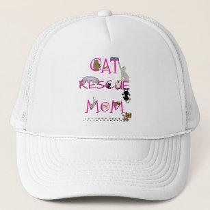 5624807e55e7a CAT S Happy Mother Day To Rescue Mom! Trucker Hat