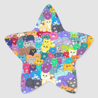 Cats image.jpg star sticker