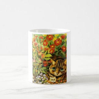 Cats In Art Mug, by Louis Wain Coffee Mug