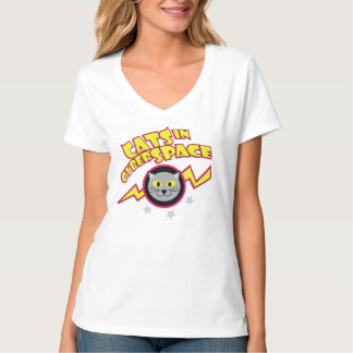 Cats in cyberspace T-Shirt