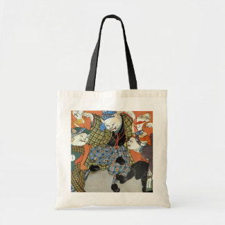 Cats in Kilts Tote Bag