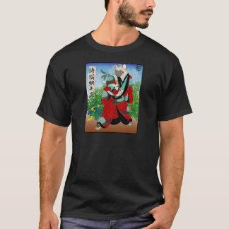 Cats in Kimono: Samurai Gardeners -- Snails T-Shirt