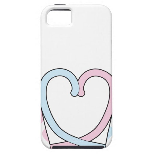 Cats in Love iPhone 5 Cases