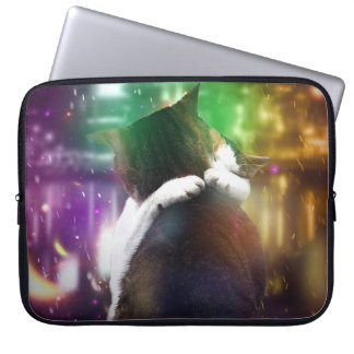 Cats in Love Laptop Sleeve